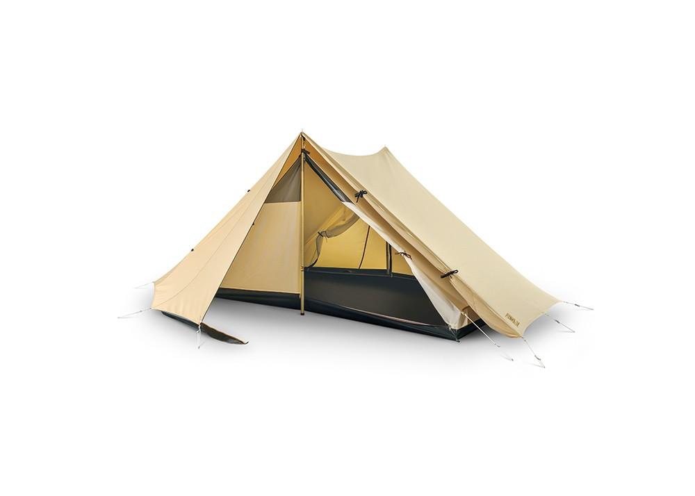 Licht Gewicht Tent : Lightweight cotton tent eskimo