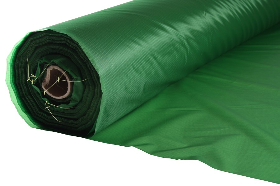 Tent Fabric Lightweight Ripstop Nylon 70 Gr M 178 150 Cm Green