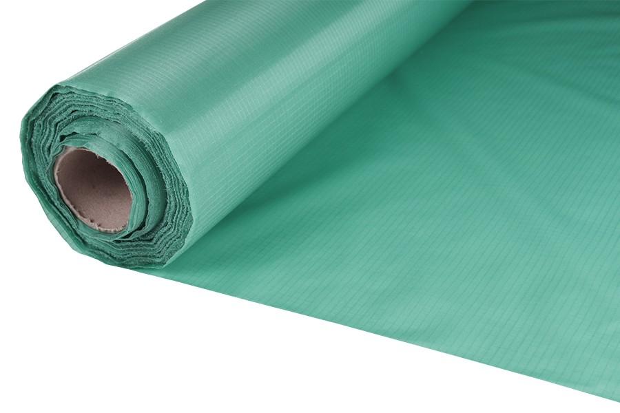 sc 1 st  ESVO Tenten & Tent fabric lightweight ripstop nylon 70 gr/m² 150 cm jade
