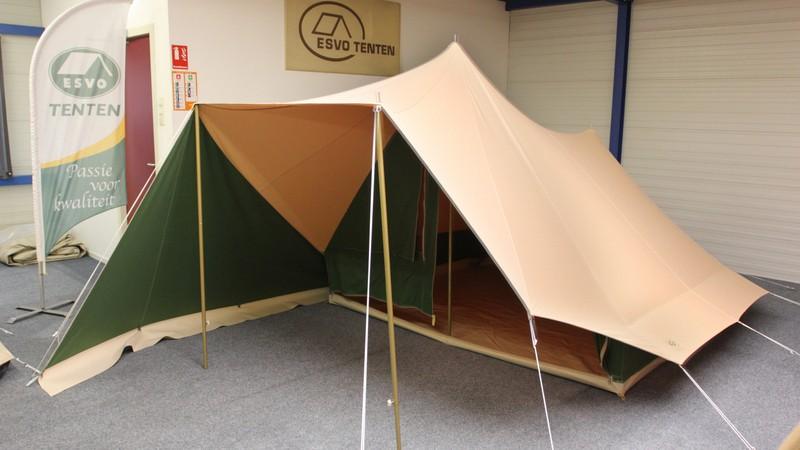 Pyramid tent Orka 240 & tent Orka 240