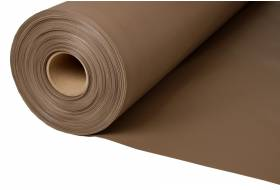 Ground sheet polyester reinforced PVC beige grey 150 cm, 450 gr/m²
