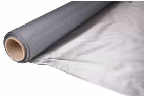 Leichtgewicht Zeltstoff Nylon Ripstop 140 cm, grau metallic 70 Gr/M²