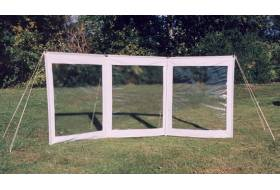ESVO windbreaks with windows