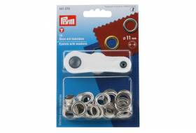 Set eyelets with washers 11 mm [CLONE]