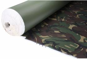 Oxford polyester fabric 148 cm, camouflage