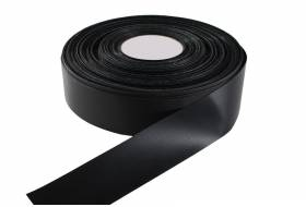 Strengthening tape 50 mm, black
