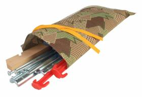 Bag for tent pegs BUDGET