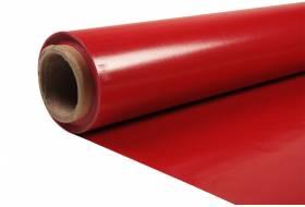 Grondzeil bisonyl rood RAL 3002 250 cm, 650 gr/m²