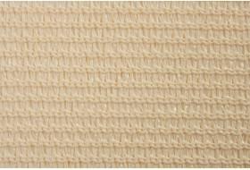 Schaduwnet 230 UV ivoor 400 cm