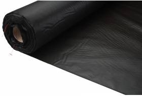 Tent fabric lightweight ripstop nylon 70 gr/m² 150 cm, black