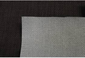ESVO Dijon, stof voor buitenkussens en bootkussens, 140 cm, antracite 0978