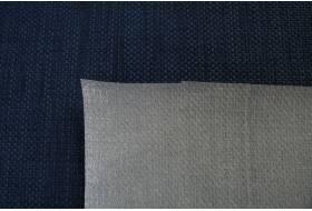 ESVO Dijon, stof voor buitenkussens en bootkussens, 140 cm, navy 11-5010