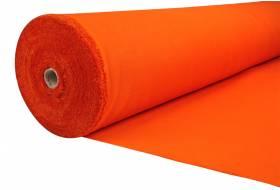 Vlaggendoek uit Titan Spun Polyester, 154 cm, oranje
