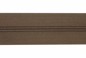 YKK zip-fastener 6 mm closed end two-way green