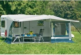 Caravan awning: Sun canopy for the awning 'SVEN'