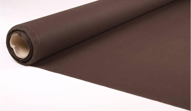 Tent fabric Ten Cate polyester / cotton 420 gr/m² 204 cm, dark brown 70014