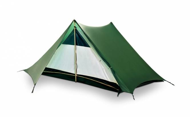 Light weight nylon tent Sleedoorn