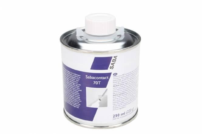 SABA pvc glue SABAPLAST 70T, 250 ml