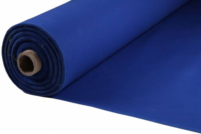 Tent fabric Ten Cate polyester / cotton 420 gr/m² 204 cm, blue 69506
