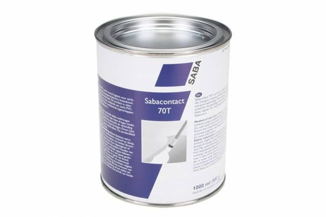 Pvc lijm Sabaplast 70T, 250 ml