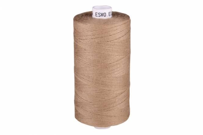Sewing thread 50 water repellent 500 metre beige