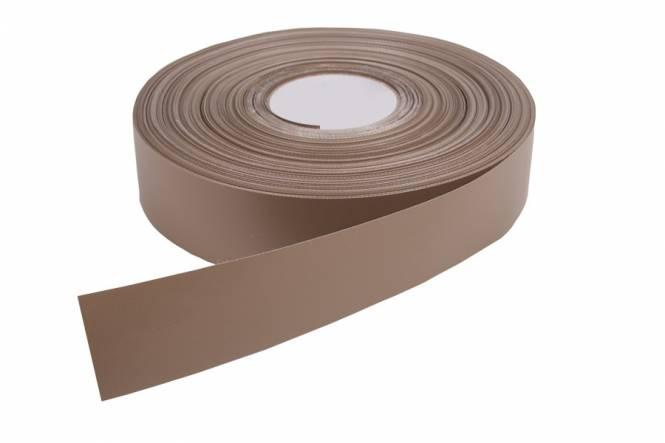 Strengthening tape 50 mm, dark beige