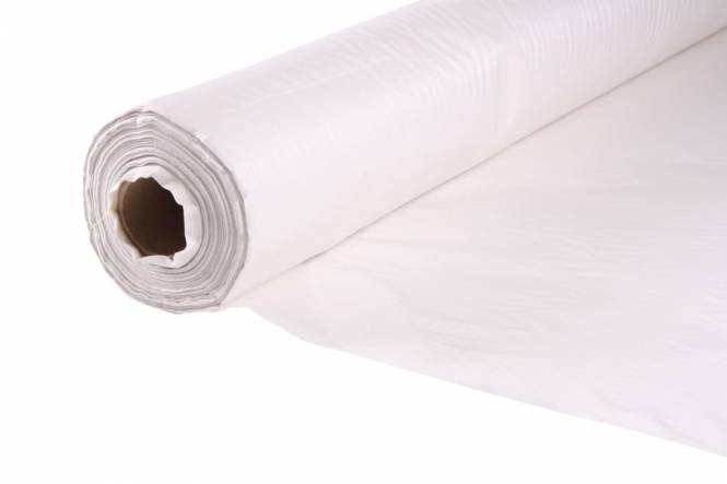 Tent fabric lightweight ripstop nylon 80 gr/m² 150 cm, white