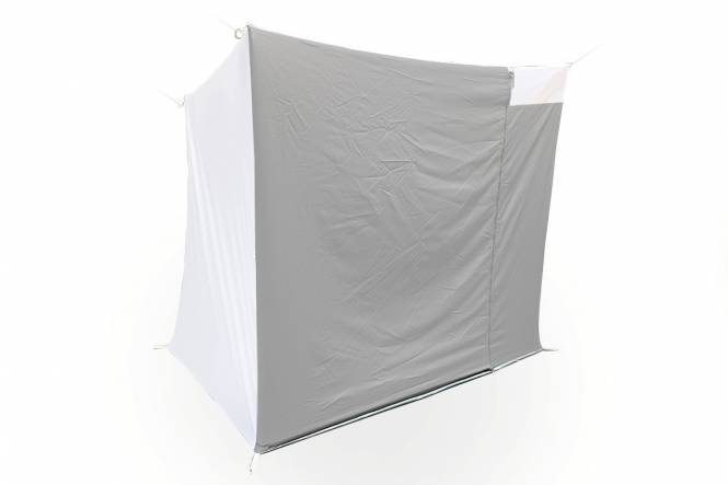 Caravan awnings: Innertents