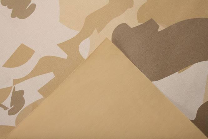 Camouflage stof. Woestijn print. Ten Cate All Season 170 cm WM-17, desert camouflage 90758