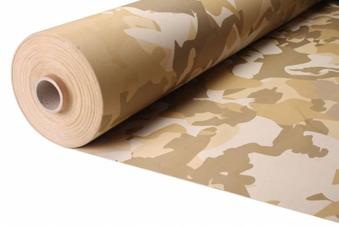 Zeildoek of tentdoek Ten Cate All Season 170 cm WM-17, desert camouflage 90758