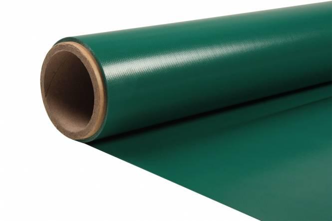 Grondzeil bisonyl groen RAL 6026 250 cm, 650 gr/m²