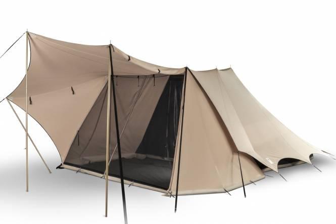 Piramidetent / Dubbeldaks tent Bedouin 300