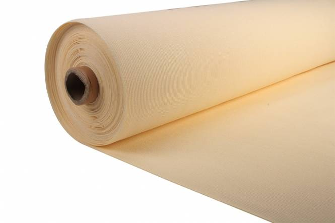 Zaunblende 230 UV ivory 400 cm