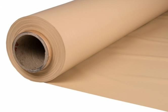 Slikrand 280 grams PVC 25 cm, beige
