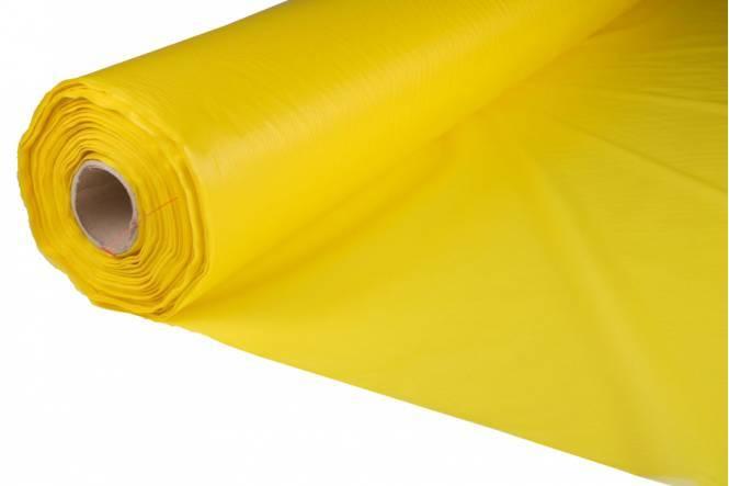 Lichtgewicht nylon ripstop 150 cm, geel 80 gr/m²