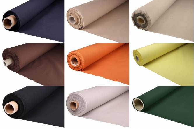 Ten Cate Cotton KD-24 RESTSTUKKEN, assorti kleuren