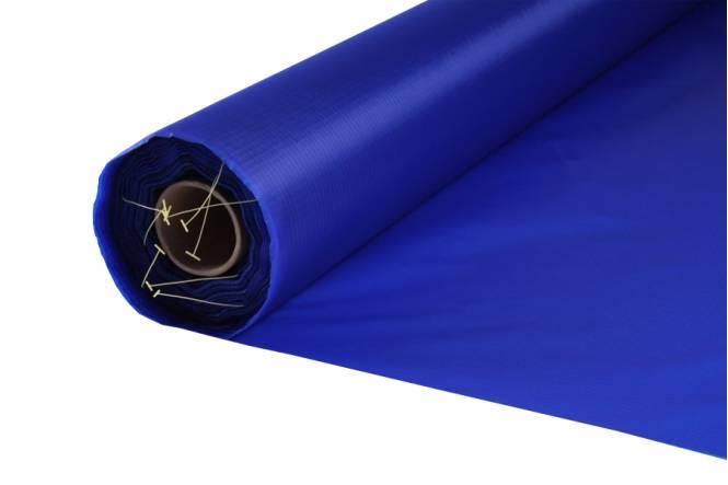Tent fabric lightweight ripstop nylon 80 gr/m² 150 cm, royal blue 70 Denier