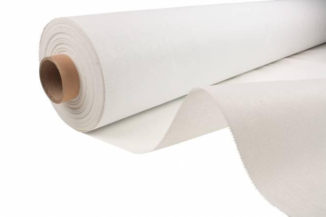 PVC Mesh 210 cm, wit