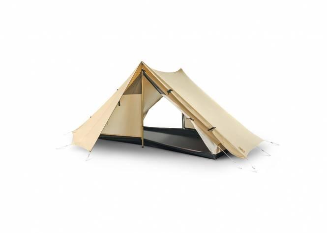Lichtgewicht katoenen kampeertent Eskimo