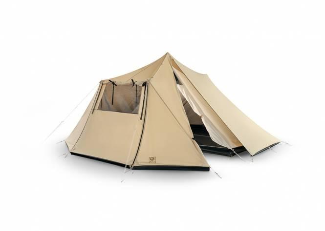 Lightweight cotton tent Mandan