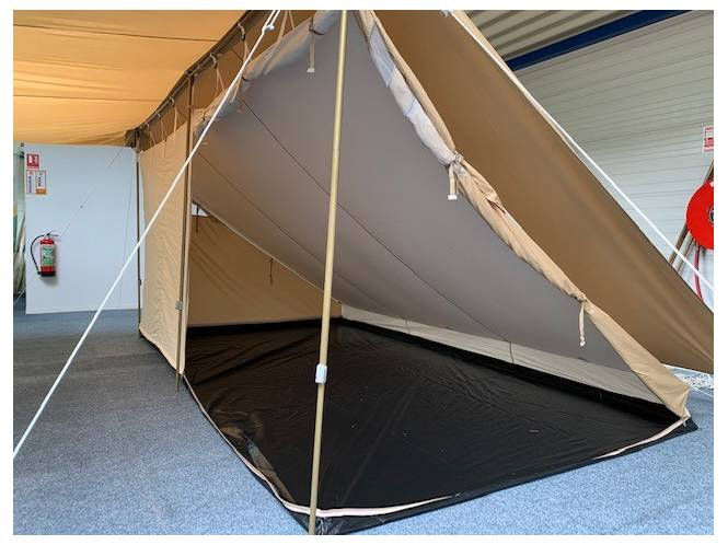 Lightweight cotton tent HANGAR, Demo model